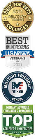 Creighton military friendly and best for veterans