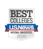 Best regional university 15 years in a row. U.S. News and World Report