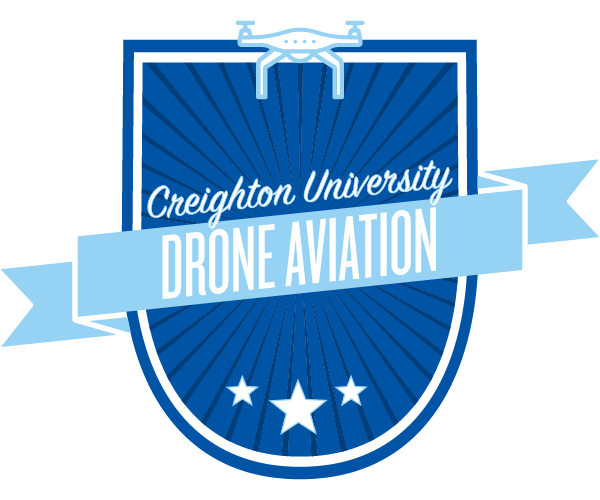 Drone aviation badge