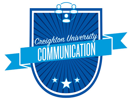 "Communications ""badge"" image"