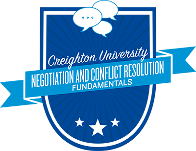 Negotiation and conflict resolution fundamentals